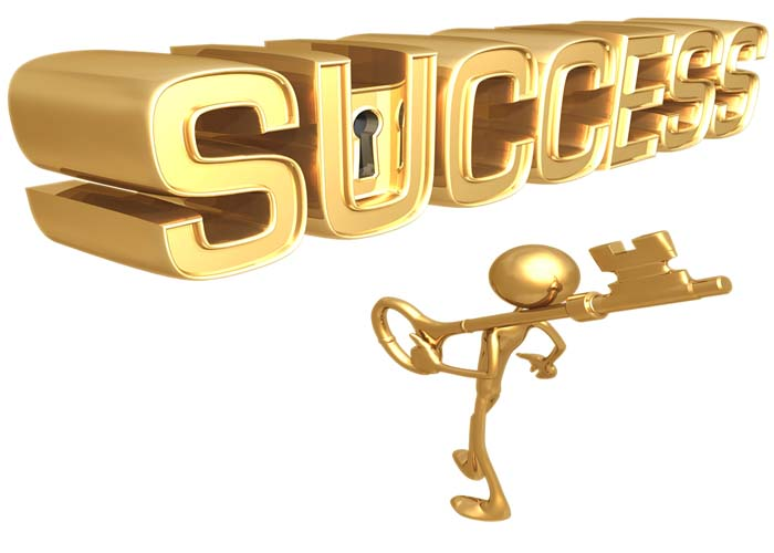 bigstockphoto_Key_To_Success_509650